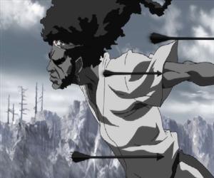 Afro Samurai The Empty Seven Clan